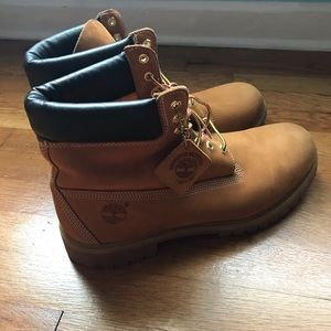 Timberland 6 inch Premiums